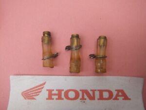 HONDA CBR 1000 CBR1000 F CARB CARBURETTOR BALANCER CAPS X 3 KEIHIN 1987 - 1988