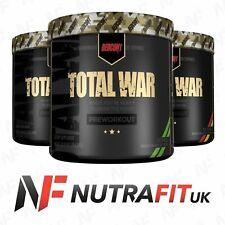 REDCON1 TOTAL WAR pre workout stim pump energy focus caffeine nitric oxide