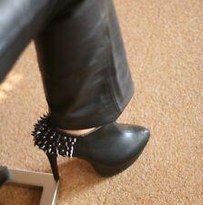 heiß, scharf & sexy +++ Luxus Buffalo Ankle Boots mit Nieten  Gr 40 - NEU ovp
