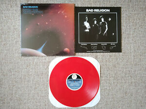 Bad Religion - Into The Unknown - Vinyl LP (LIMITED 3000, RED VINYL)