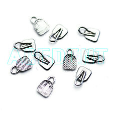 30 pcs Dental Traction Hook caplin hook rectangular Orthodontic hooks