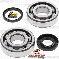 All Balls Crank Shaft Mains Bearings & Seals Kit For Husqvarna CR 125 1998-1999