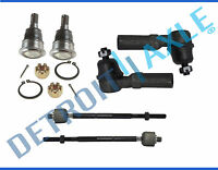 New 6pc Complete Front Suspension Kit for 2000 - 2006 Nissan Sentra