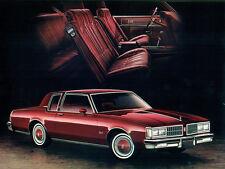 1981 Oldsmobile Delta 88 coupe, Refrigerator Magnet,40 Mil