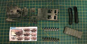 4D 1:72 1:76 AS-90 Tank Model Kit New Bargain Prepainted War gaming