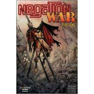 Negation War #1 in Near Mint condition. Crossgen comics [*89]