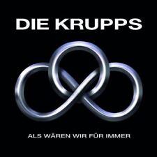 La Krupps come se fossimo PER SEMPRE CD DIGIPACK 2011