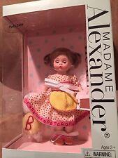 "Madame Alexander Doll 46510 Nursery Rhymes Patty Cake Nrfb 8"" Retired"