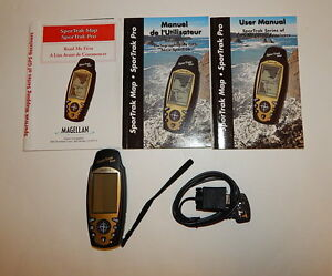 Magellan Spor Trak GPS mapping device receiver R12290