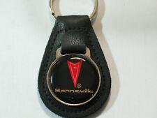 Pontiac Bonneville Keychain Leather Key Chain