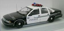 UT Models 1/18 Diecast Car 21026 - Chevrolet Caprice Glendale Police Car