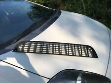 FIAT GRANDE PUNTO MINT CONDITION GENUINE BLACK LOWER GRILLE ALL CLIPS PERFECT
