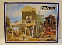 "POLA ""G"" SCALE #1805 WELLS FARGO STATION KIT, NIB"