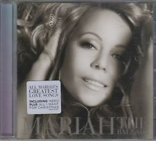 Mariah Carey The Ballads CD incl: Hero, My All, All I Want For Christmas 2008