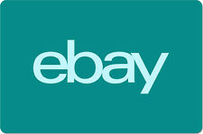 $25 eBay Gift Card - One card,  so many options.  Fast email delivery