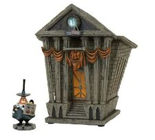 Department 56 Nightmare Before Christmas Village Halloween City Hall 4058118