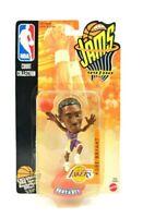 NEW Mattel NBA Jams Kobe Bryant 99/00 Action Figure Bobblehead Rare L6