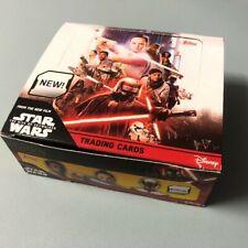 Topps Star Wars The Rise of Skywalker FULL SEALED  BOX,  30 TRADING CARD PACKS
