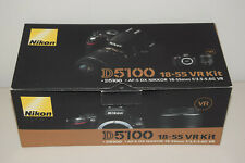 "Nikon D5100 16.2MP CMOS Digital SLR Camera with 3"" Vari-Angle LCD Monitor (Body)"