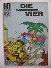 HIT Comic Nr.4, Die fantastischen Vier, BSV/Williams, Zustand 2+
