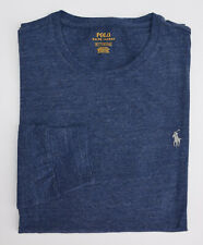 2 Mens Polo Ralph Lauren LS Tee T Shirt Top 2xl XXL