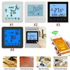 Programmable Smart Wifi Wireless Digital Thermostat LCD Display App Control