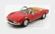 Fiat Dino Spider 1966 Red CULT SCALE MODELS 1:18 CML087-1