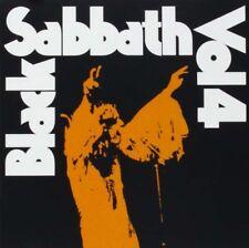BLACK SABBATH BLACK SABBATH VOL 4 CD NEW