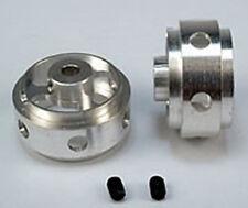 Wheels 2 llanta magnesio 15 x 8mm.  Mb Slot REF.08021