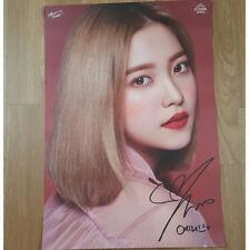 Yeri Poster Etude House Lip Lacquer Promotion Red Velvet Hard Tube Case Packing