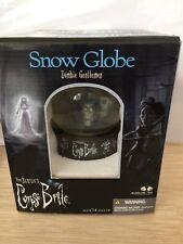 Tim Burton Corpse Bride Snow Globe Zombie Gentleman