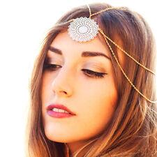 Womens Party Tassels Head Chain Jewelry Headband Party Headpiece Hair Band New