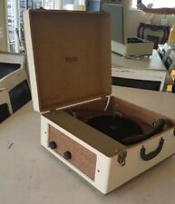 Vintage Automatic Decca Record Player RESTORED