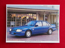 Postcard - Holden Commodore VK SS Group a