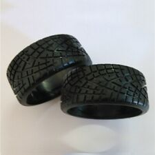 4pcs 1/10 Scale RC Car On Road Touring HPI Hard Plastic Drift Tires