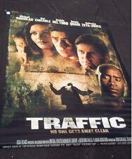 """Traffic"" Movie Theater Promo Vinyl Banner (4' x 6')"