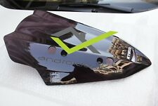 KYMCO XCITING 400i  WINDSCREEN + SUPPORT PANELS + SIDE COVERS + SCREWS