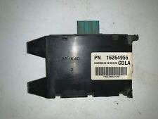 1998 1999 98 99 Chevy GMC  Anti Theft Passlock Module  GM part #16264955