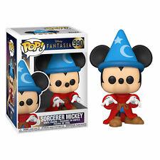 Disney Fantasia Sorcerer Mickey 80th Anniversary Funko Pop Vinyl