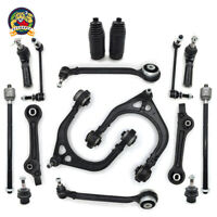 Front 16pc Control Arm, Tie Rod Fit 11-17 Dodge Charger Challenger Chrysler 300