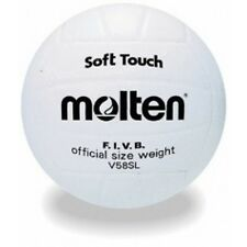 MOLTEN VOLLEY BALL LUCE BIANCA UFFICIALE Match Play Soft Touch f.i.v.b