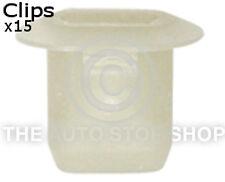 plastica dadi per Viti autofilettanti 7,2 x 14,2 mm RENAULT master-zoe 1319re