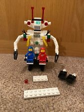 Lego Space Classic 6750-1 Sonic Robot 1986 Vintage Complete with Intstructions