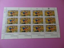 MH Marshall Islands * SC316 WWII * Lidice Destroyed * MNH * Sheet 12 * W44