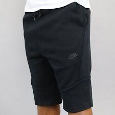 Nike Tech Fleece corto 2.0 Pantalones Cortos Negro Tamaño Mediano (727357 010) BNWT