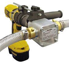 UNISTAR/V 2001-A Impellerpumpe ohne Antrieb 30 L/min. für Bohrmaschinenantrieb