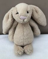 Jellycat Small Bashful Honey Bunny Rabbit Baby Soft Toy Comforter Soother