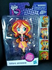 My Little Pony Sunset Shimmer Equestria Girls Minis Poseable Doll Figure 2015