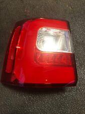 2014 2015 Kia Sorento Driver Leftside Taillamp LED Type