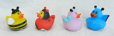 Bug / Insect / Butterfly Rubber Bath Duck - BNWT